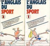 L'anglais du sport - volume 1 - Couverture - Format classique