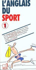 L'anglais du sport - volume 1 - Intérieur - Format classique