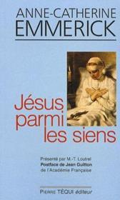 Jésus parmi les siens - Couverture - Format classique
