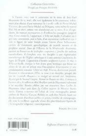 Vintras ; héresiarque et prophète - 4ème de couverture - Format classique