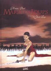 Marie des loups t.1 ; la garde rouge - Intérieur - Format classique