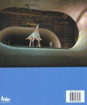 Design aerospatial - 4ème de couverture - Format classique