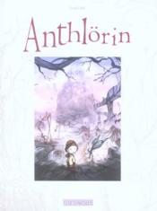 Anthlorin - Couverture - Format classique