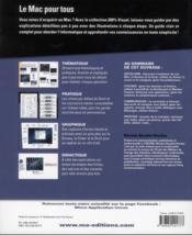 Mac spécial senior - 4ème de couverture - Format classique
