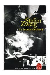 Le joueur d'échecs - Couverture - Format classique