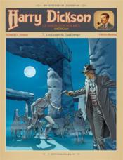 Harry Dickson t.7 ; les loups de Darkhenge - Couverture - Format classique