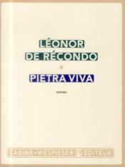 Pietra viva - Couverture - Format classique