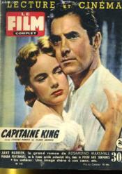Lecture Et Cinema - Film Complet N° 515 - Capitaine King - Couverture - Format classique