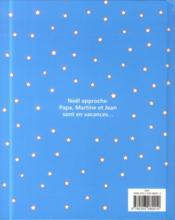 Les plus belles histoires de Martine ; la nuit de Noël - 4ème de couverture - Format classique