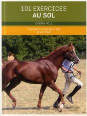 101 exercices au sol ; travail du cheval au sol et en main - Couverture - Format classique