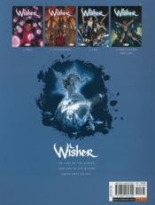 Wisher t.3 ; glee - 4ème de couverture - Format classique
