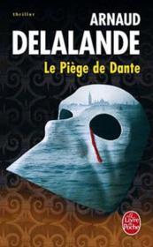 Le piège de Dante - Couverture - Format classique