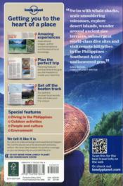 Philippines (12e édition) - 4ème de couverture - Format classique