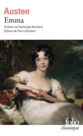 Emma - Couverture - Format classique