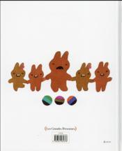 1, 2, 3, le livre des chiffres - 4ème de couverture - Format classique