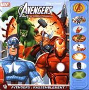 Marvel Avengers ; rassemblement ! - Couverture - Format classique