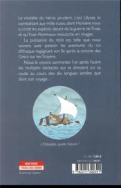Ulysse aux mille ruses - 4ème de couverture - Format classique