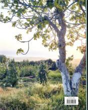 Un jardin rêvé ; Rohuna, nord du Maroc - 4ème de couverture - Format classique