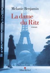La dame du Ritz - Couverture - Format classique