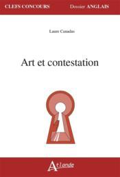 Art et contestation - Couverture - Format classique