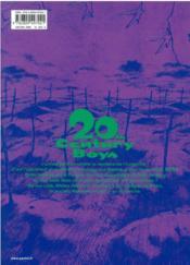 20th century boys - perfect edition T.7 - 4ème de couverture - Format classique