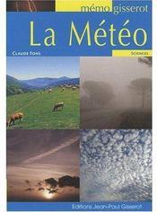 La météo - Couverture - Format classique