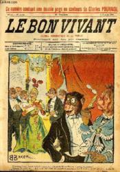 Le bon vivant n°451 - Couverture - Format classique