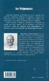 Les Pelmousses ; La Fin Du Siecle Vue D'Une Fenetre Au Septieme - 4ème de couverture - Format classique