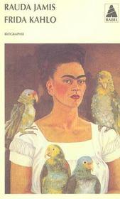 Frida Kahlo, Autoportrait D'Une Femme Babel 170 - Intérieur - Format classique