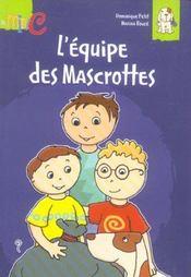 L'equipe des mascrottes - Intérieur - Format classique