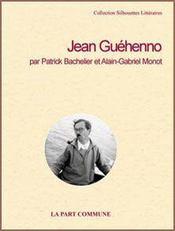 Jean guéhenno - Intérieur - Format classique