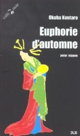 Euphorie d'automne - Couverture - Format classique