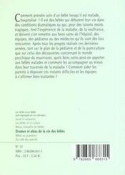 1001 Bb 033 - Soigner - 4ème de couverture - Format classique
