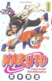 Naruto t.23 - Couverture - Format classique