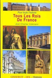 Tous les rois de france - Intérieur - Format classique