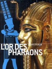 L'or des pharaons - Intérieur - Format classique