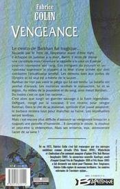Le Seigneur De Cristal - 4ème de couverture - Format classique