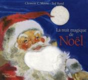 La nuit magique de Noël - Couverture - Format classique