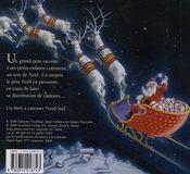 La nuit magique de Noël - 4ème de couverture - Format classique