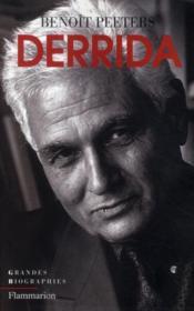 Derrida - Couverture - Format classique