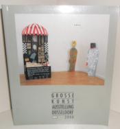 Grosse Kunst Ausstellung Düsseldorf NRW 2000. - Couverture - Format classique