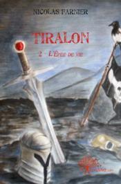 Tiralon - Tome 2 - Couverture - Format classique