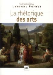 La rhétorique des arts - Couverture - Format classique
