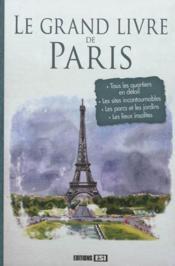 Le grand livre de Paris - Couverture - Format classique