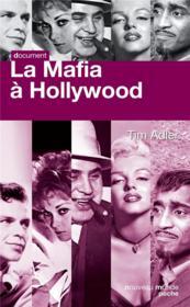 La mafia à Hollywood - Couverture - Format classique