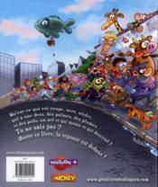 Le grand livre des blagues... entendues à la récré ! - 4ème de couverture - Format classique
