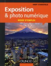 Exposition & photo numérique ; mode d'emploi - Couverture - Format classique