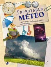 Incroyable Meteo - Couverture - Format classique