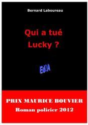 Qui a tué Lucky ? - Couverture - Format classique