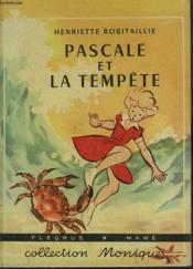 Pascale Et La Tempete - Couverture - Format classique